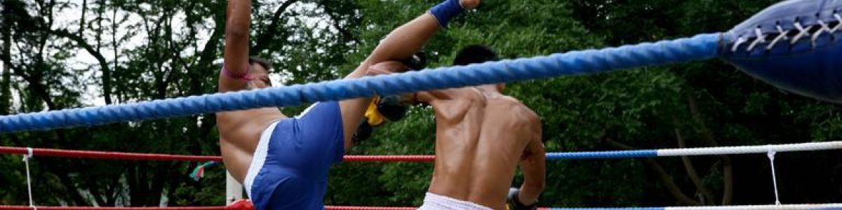 Headline for List of Muay Thai Punches – Discovering Thailand's Famed Martial Arts