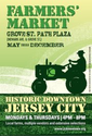 Historic Downtown Jersey City Farmers' Market - @DowntownHDSID