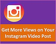 How to Get Instagram Video Views on Your Video - All Marketing Trends