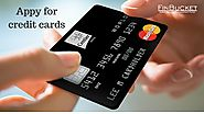Apply credit card Process to apply for credit card | Credit Card |