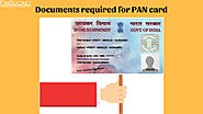 PAN documents Required for PAN card | Finbucket |