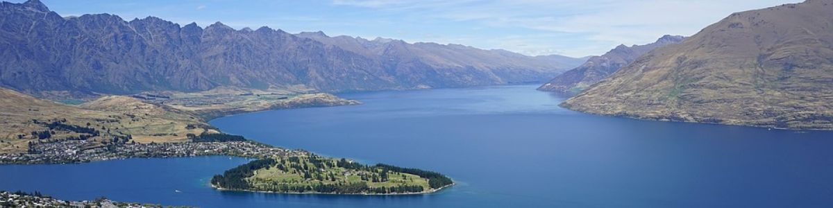 Headline for 5 Things to Do in Queenstown New Zealand – From bungy jumping to snowboarding