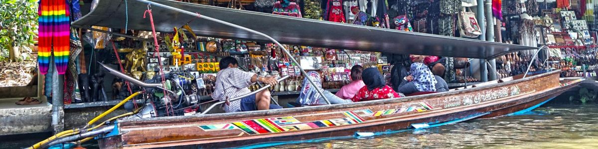 Headline for 5 Best Tours in Bangkok - Get Packing!