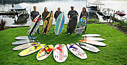 Composite Sandwich Wakesurf Board Building - In a Word, Superior