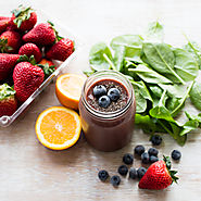 Chia Berry Green Smoothie - Simple Green Smoothies