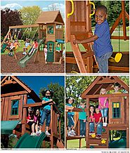 Top 10 Best Children's Backyard Play Sets Reviews 2018-2019 on Flipboard (1)