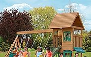 TOP 10 BEST CHILDREN'S BACKYARD PLAY SETS REVIEWS 2018-2019