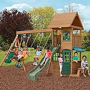 Top 10 Best Children's Backyard Play Sets Reviews 2018-2019 on Flipboard | Health