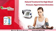 Natural Treatment for High Blood Pressure, Hypertension Remedies