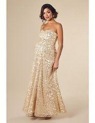 Buy Maternity Evening Gowns & Dresses Online at Seven Women