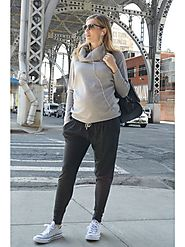 Comfortable & Stylish Maternity Pants at Seven Women