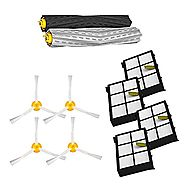 Amyehouse Replenishment Kit for iRobot Roomba 800 900 Series 805 860 870 871 880 890 960 980 Robotic Vacuum Cleaner A...