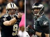 Drew Brees vs. Nick Foles: A duel spawned by Westlake High