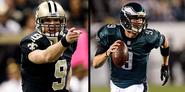 Brees impressed by fellow Westlake alum Foles