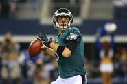Much like prep past, Foles takes aim at Brees' deeds