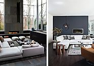 Difference between modern and contemporary interior design styles – Urban Living Designs