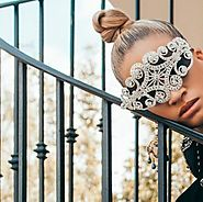 Haute Couture Eyewear Shopping Online with SlayNetwork