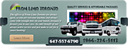 Prom Limo Toronto | Affordable Prom Limousine Rentals