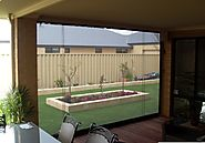 Aussie Outdoor Alfresco/Café Blinds Geelong VIC