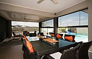 Aussie Outdoor Alfresco/Café Blinds Canning Vale Perth WA