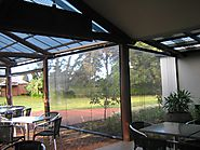 Aussie Outdoor Alfresco/Café Blinds Albany WA