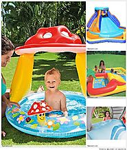 Top 10 Best Children's Inflatable Water Play Centers Reviews on Flipboard