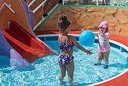 TOP 10 BEST CHILDREN'S INFLATABLE WATER PLAY CENTERS REVIEWS - Bag The Web
