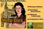 The Story of Miep Gies