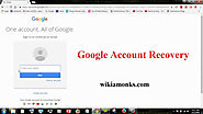 Google Account Recovery Help | How to Recover Gmail Password