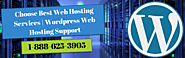 Choose Best Web Hosting Services | Wordpress Web Hosting Support