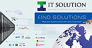 IT Companies in Singapore | Technology Companies in Singapore | IT Technical Support Consultant