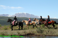 Overcoming a Fall from Horseback- An Alaska Guide's Family Story