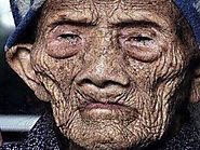 The oldest man in the world 256 years breaks the silence before his death and reveals its secrets to the world