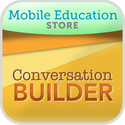 "ConversationBuilderâ""¢ for iPhone - Educational App 