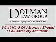 What Kind Of Attorney Should I Call After My Car Accident | Clearwater Car Accident Attorney