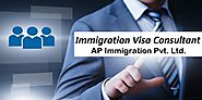 Immigration Consultant for Canada in Delhi