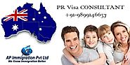 PR Visa for Australia immigration