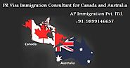 PR Visa Consultant for Australia and Canada