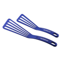 Rachael Ray Tools 2-Piece Nylon Turner Set, Blue