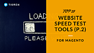 Free Website Speed Test Tools For Magento E-commerce Websites 2018