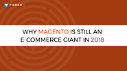 Why Magento Is Still An E-commerce Giant In 2018 | Tigren Solutions