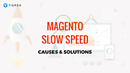 How To Deal With Slow Load Speed Of Magento E-commerce Website?