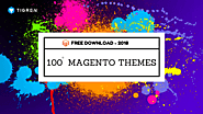 100+ FREE Magento Ecommerce Responsive Themes 2018 - DOWNLOAD