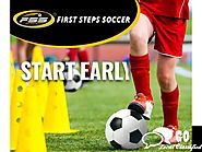 First Steps Soccer Introduces Football Classes For PreSchool Kids Swindon