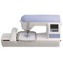 Brother PE770 Embroidery Machine with built in memory, USB port, 6 lettering fonts and more