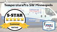 Minneapolis HVAC thermostat installation: 5 Star Heating & Cooling Review