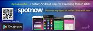 Agriya launches an outstanding android application - SpotNow - Agriya