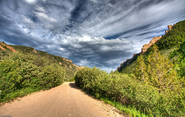 4. Red Cloud Loop Road