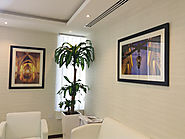 Qube Art Gallery, Beat Paintings and Printing Services in Dubai
