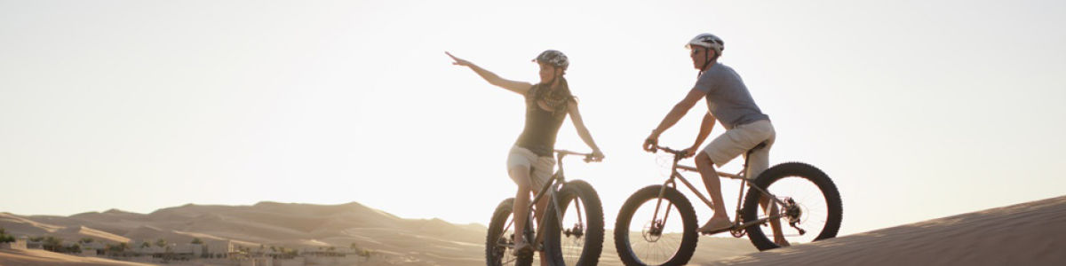 Headline for Ways Fat Biking Makes You Fitter – Blast Away Those Fatty Pounds